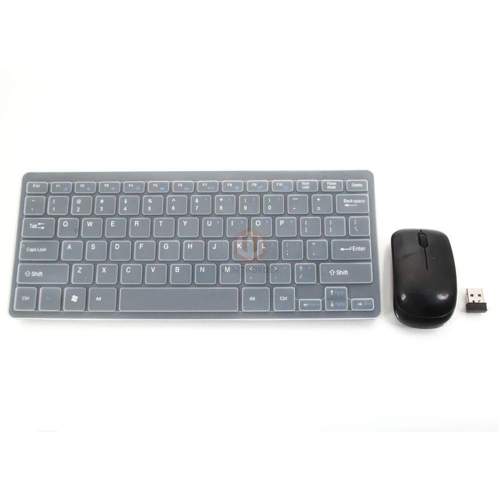 new mini 03 2 4g dpi wireless keyboard and optical mouse combo for desktop ca ebay. Black Bedroom Furniture Sets. Home Design Ideas